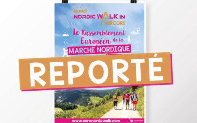 Report de la 8ème édition de l'EuroNordicWalk Vercors