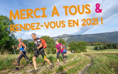 Euro NordicWalkin'Vercors 2020 : Vous y étiez !